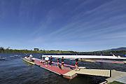 Hamilton, NEW ZEALAND.   GV's. General View. Crews boating. 2010 World Rowing Championships on Lake Karapiro Saturday  30/10/2010. [Mandatory Credit Peter Spurrier:Intersport Images].Hamilton, NEW ZEALAND.   GV's. General View. Crews boating. 2010 World Rowing Championships on Lake Karapiro Saturday  30/10/2010. [Mandatory Credit Peter Spurrier:Intersport Images].