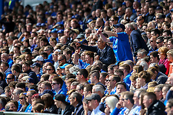 Portsmouth fans up in arms - Mandatory by-line: Jason Brown/JMP - 14/04/2017 - FOOTBALL - Fratton Park - Portsmouth, England - Portsmouth v Plymouth Argyle - Sky Bet League Two