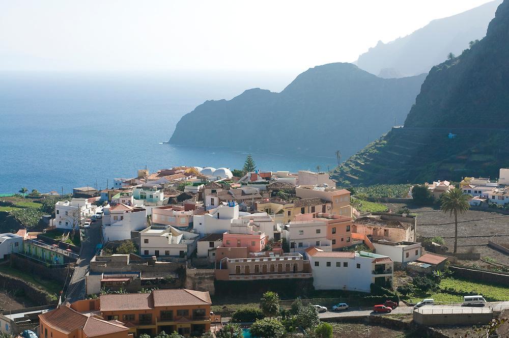 The own of Agulo, La Gomera, Canary Islands, Spain