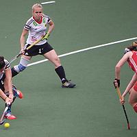 DEN HAAG - Rabobank Hockey World Cup<br /> 29 Germany - England<br /> Foto: Julia Muller.<br /> COPYRIGHT FRANK UIJLENBROEK FFU PRESS AGENCY