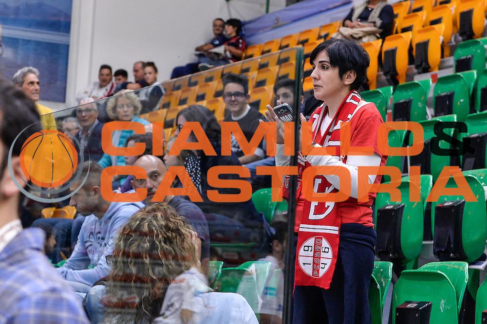 Tifosa Pesaro<br /> Dinamo Banco di Sardegna Sassari - Consultinvest Victoria Libertas Pesaro<br /> Lega Basket Seire A 2016/2017<br /> Sassari 30/10/2016<br /> Foto Ciamillo-Castoria