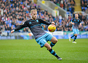 Sheffield Wednesday Midfielder Barry Bannan during the Sky Bet Championship match between Reading and Sheffield Wednesday at the Madejski Stadium, Reading, England on 23 January 2016. Photo by Adam Rivers.