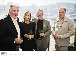 TVNZ's Good Morning programme welcomed its Hollywood reporter, Nelson Aspen, to Wellington with a function at the Royal Port Nicholson Yacht Club.  Nelson's visit was supported by Air New Zealand, Seifried Wines of Nelson, and the Museum Hotel.