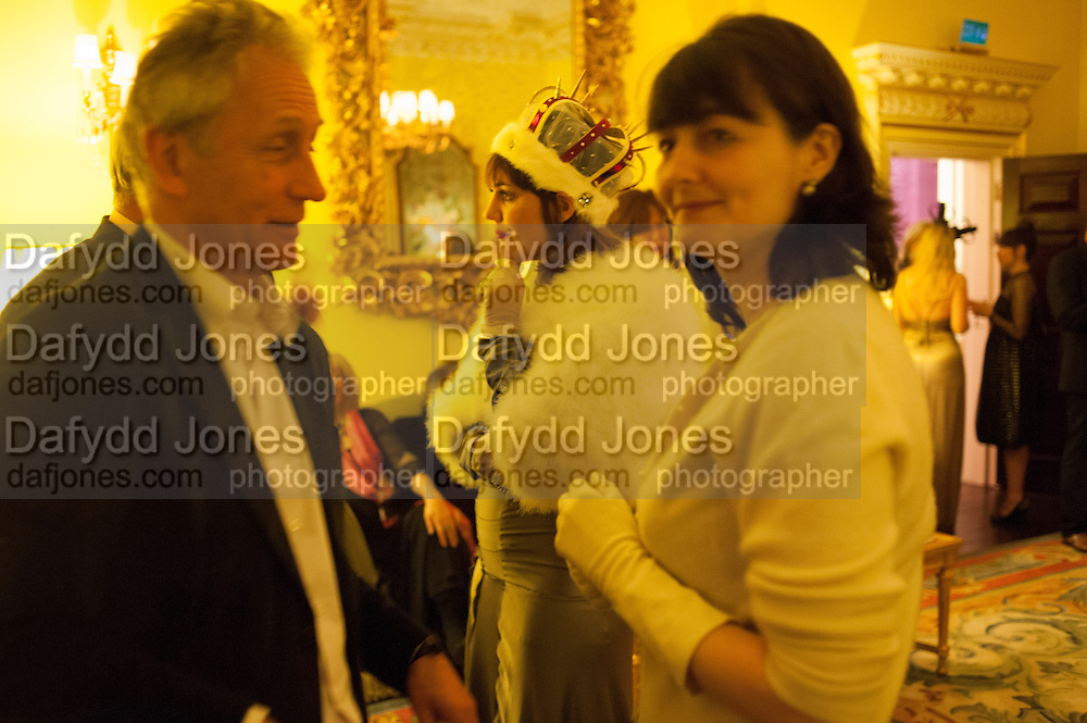 GEORGIA COLERIDGE, Tatler magazine Jubilee party with Thomas Pink. The Ritz, Piccadilly. London. 2 May 2012