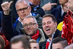10-04-2019 NED: Champions League AFC Ajax - Juventus,  Amsterdam<br /> Round of 8, 1st leg / Ajax plays the first match 1-1 against Juventus during the UEFA Champions League first leg quarter-final football match / Marco, support