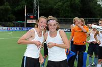hockey, seizoen 2010-2011, 10-06-2011, amstelveen, Finale Nationale Shell Schoolhockeycompetitie 2011, Jongens Oud Rijnlands Lyceum Wassenaar - Maartenscollege Haren 6-0, Winnaar Jongens Oud Rijnlands Lyceum Wassenaar