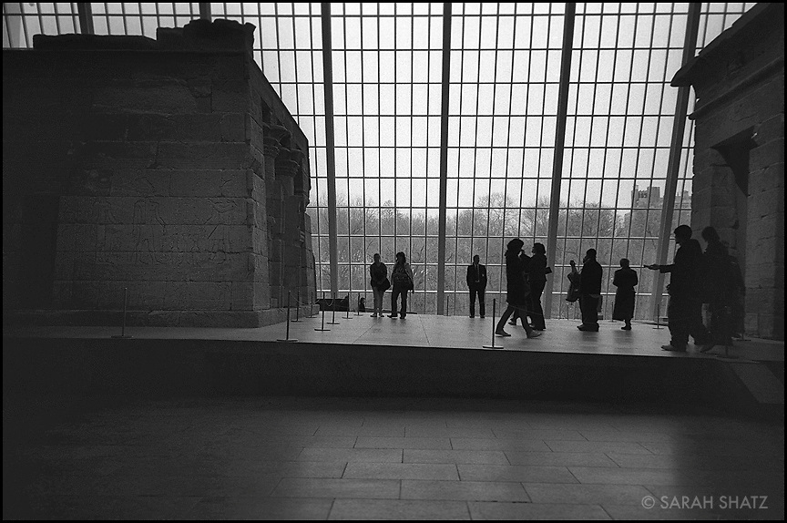Temple of Dendur, Metropolitan Museum of Art
