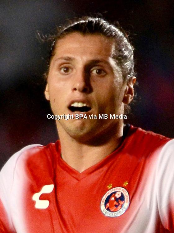 Mexico League - BBVA Bancomer MX 2016-2017 / <br /> El Tiburon - Club Deportivo Tiburones Rojos de Veracruz / Mexico - <br /> Agustin Vuletich