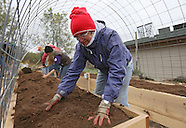 Hoop House - Prairiewoods - October 6, 2012