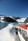 Boating: Glacier Cruise