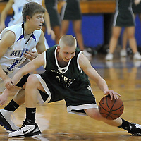 12.03.2010 EC at Midview Boys Varsity Basketball