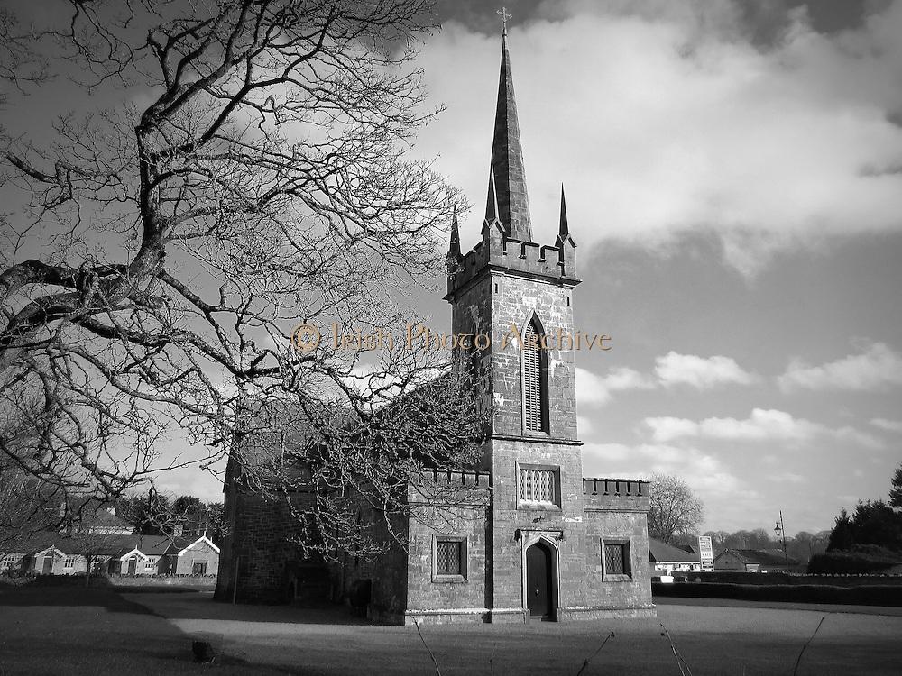 Straffan Parish Church, Straffan, Kildare, 1838,