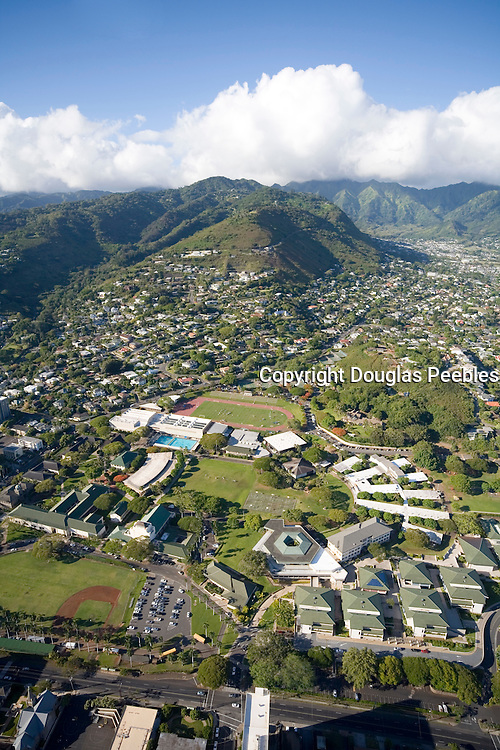 Punahou, Honolulu, Oahu, Hawaii<br />