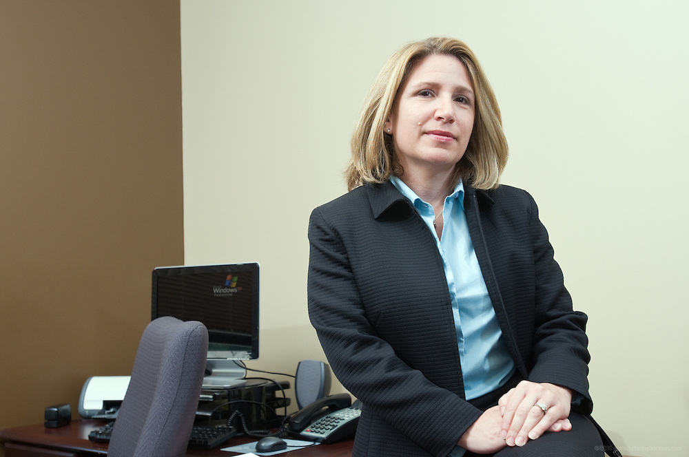 Bankruptcy Attorney Tracy Lynn Hirsch, photographed for FindLaw.