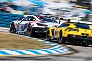 March 15-17, 2018: Mobil 1 Sebring 12 hour. 25 BMW Team RLL, BMW M8 GTLM, Alexander Sims, Connor De Phillippi, Bill Auberlen, Philipp Eng