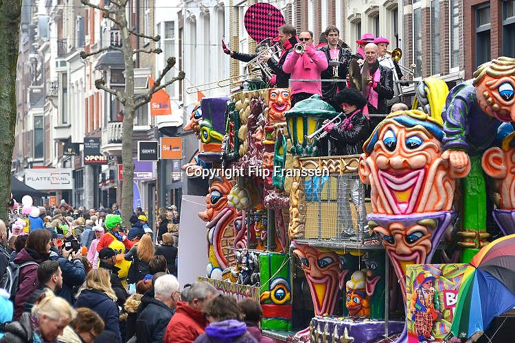 Nederland, Nijmegen, 26-2-2017 Carnavalsoptocht Foto: Flip Franssen
