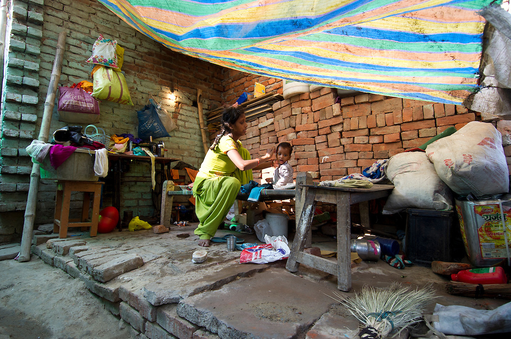 Over the last five years, India has seen impressive economic growth as well as progress in terms of human development. The economy has experienced growth rates as high as 9 per cent in 2006-07, while the population below the poverty line has been gradually been falling. Nevertheless, crushing poverty and malnutrition are harsh realities for millions of women and children. Many inequities are tied to gender and class [source: UNICEF, read more: www.unicef.org/infobycountry/india_background.html]
