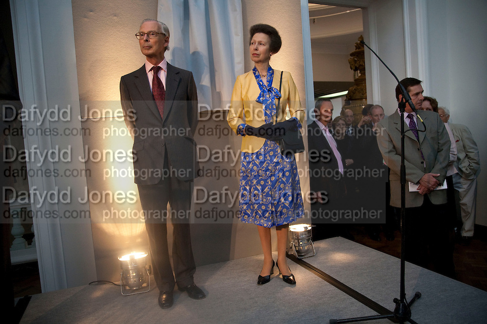 SIR TIM SAINSBURY; THE PRINCESS ROYAL, Opening of the V. and A.'s New Ceramics Galleries by the Princess Royal. V. & A. London. 16 September 2009