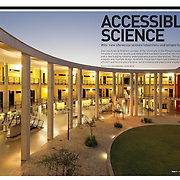 Wits University Science Stadium project in Earthworks magazine
