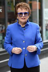 September 20, 2017 - New York, NY, USA - September 20, 2017 New York City..Billie Jean King at Build Speaker Series on September 20, 2017 in New York City. (Credit Image: © Kristin Callahan/Ace Pictures via ZUMA Press)