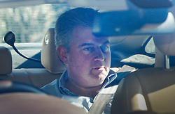 © Licensed to London News Pictures. 24/03/2019. Chequers , UK. Conservative Party Chairman Brandon Lewis arrives at Chequers for a meeting with the Prime Minister. There have been reports of a cabinet revolt against Prime Minister Theresa May, over her handing of the Brexit negotiations. Photo credit: Peter Macdiarmid/LNP