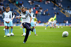 Burnley's Steven Defour warms up - Mandatory by-line: Matt McNulty/JMP - 23/08/2017 - FOOTBALL - Ewood Park - Blackburn, England - Blackburn Rovers v Burnley - Carabao Cup - Second Round