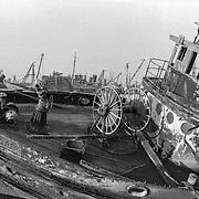 Abram S. Hewitt Fireboat, 1987