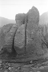 Rock Formation in Montauk, NY