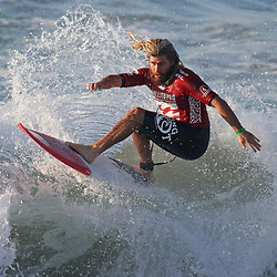 Wade Carmichael - Australia in action during the The Ballito Pro at Willard Beach, Ballito, South Africa. (Photo Brian Spurr)