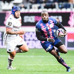05,03,2017 Stade Francais and Bordeaux Begles