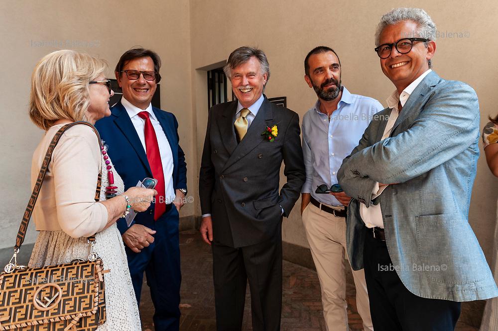 Alberto Torsello, compasso d'oro