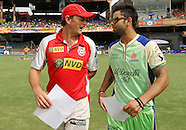 IPL Match 63 Royal Challengers Bangalore v Kings XI Punjab