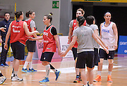 DESCRIZIONE : Torneo di Schio - allenamento  <br /> GIOCATORE : team italia<br /> CATEGORIA : nazionale femminile senior A <br /> GARA : Torneo di Schio - allenamento<br /> DATA : 27/12/2014 <br /> AUTORE : Agenzia Ciamillo-Castoria