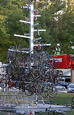 Rotorua-City prepares for World Downhill cycle champs