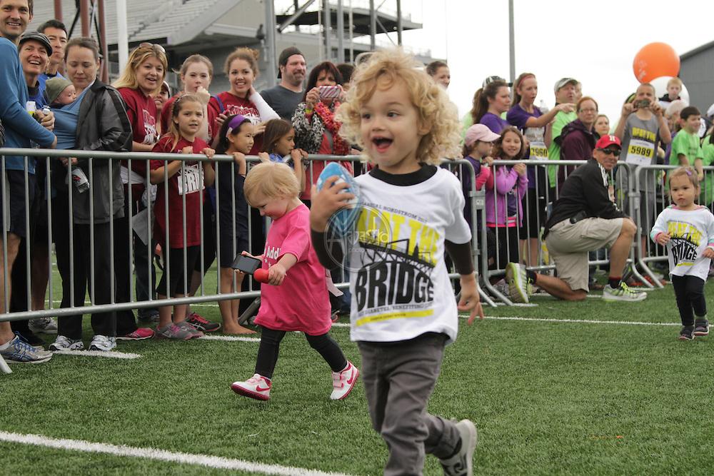 31st Annual Nordstrom Beat the Bridge, benefitting JDRF - Diaper Derby.