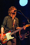 Brendan Benson performing at the Independent, Austin, Texas, February 24, 2010. Brendan Benson (born November 14, 1970, in Royal Oak, Michigan) is an American musician and songwriter. He sings and plays guitar, bass guitar, keyboard, and drums. He has released four solo albums and is a member of the band The Raconteurs.