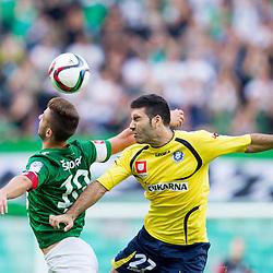 20150823: SLO, Football - Prva liga Telekom Slovenije 2015/16, NK Olimpija Ljubljana vs NK Celje