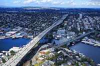 Interstate 5 & University Bridges