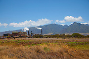 A&B Sugar Mill, Puunene, Maui, Hawaii