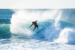 Jordy Smith (ZAF), a former 2X event winner, advances to Round 3 of the 2018 Corona Open J-Bay after winning Heat 4 of Round 2 at Supertubes, Jeffreys Bay, South Africa.