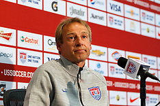 20140523 - Jurgen Klinsmann Press Conference (Soccer)