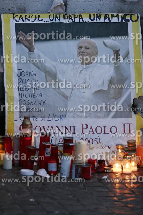 Janez Pavel II - Johannes Paulus II - funeral
