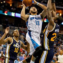 04-13-2012 Utah Jazz at New Orleans Hornets