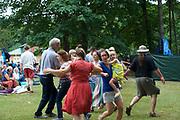 Square Dance with La Famille Léger & Ghislain Jutras