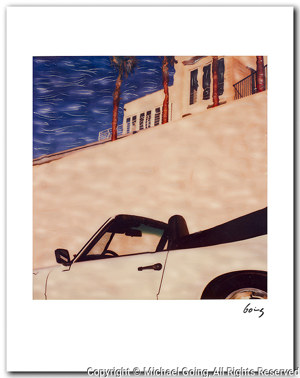 Porsche Carrera , Los Angeles 1988.<br />