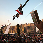 Egyptian protests against Military