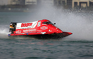 F-1 UIM Grand Prix, Round 4 of 6, 19 Nov 05, Doha Bay, Doha, Qatar