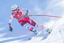 10.01.2020, Keelberloch Rennstrecke, Altenmark, AUT, FIS Weltcup Ski Alpin, Abfahrt, Damen, 2. Training, im Bild Lisa Grill (AUT) // Lisa Grill of Austria in action during her 2nd training run for the women's Downhill of FIS ski alpine world cup at the Keelberloch Rennstrecke in Altenmark, Austria on 2020/01/10. EXPA Pictures © 2020, PhotoCredit: EXPA/ Johann Groder