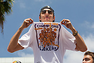 Lakers Victory Parade 2010