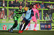 Forest Green Rovers v Crawley Town 24/02/2018